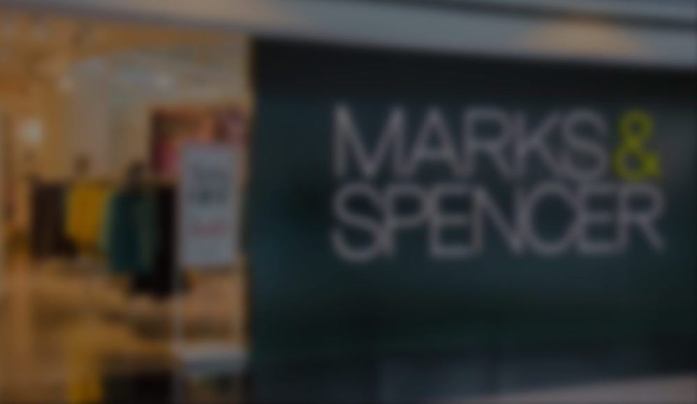 Marks&Spencer mobile application