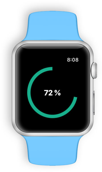 Mobile applications development for Apple Watch